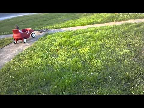Traxxas radio flyer