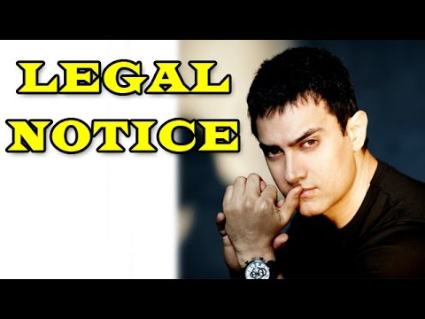 Aamir Khan to send a legal notice to a Website | TENTALIZE