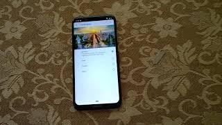 Nokia 8.1 PureDisplay, Glance options & hiding notch demo