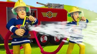 Brandweerman Sam ⭐️ Dubbele narigheid - Weg om te redden! | Nieuwe Afleveringen | Kinderfilm