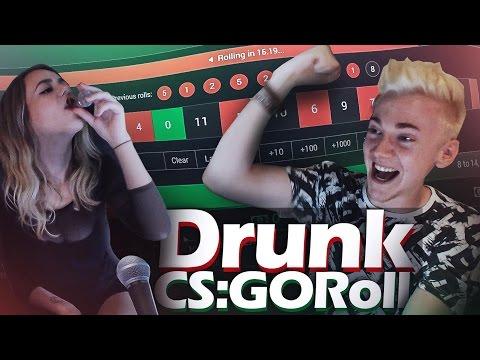 CS:GO - DRUNK Gambling!