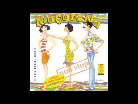 Los Del Rio - Macarena (Non Stop Version)  *HQ Audio**