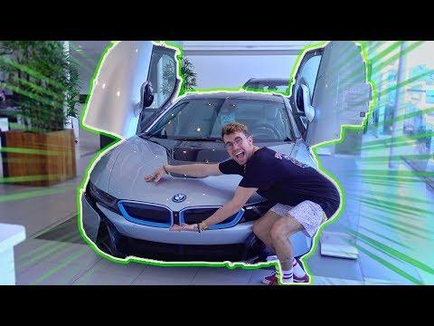 VOU COMPRAR MEU CARRO NOVO (BMW) !!! ? Carlos Santana ?