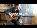 Ed Sheeran Shape Of You Alicja Maciejewska Fingerstyle Guitar Cover mp3