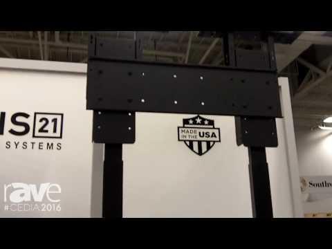CEDIA 2016: Nexus 21 Debuts DL-45 Lift