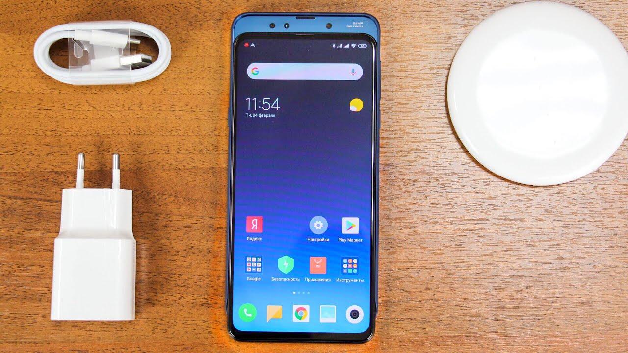 Обзор Xiaomi Mi Mix 3 спустя неделю активного использования