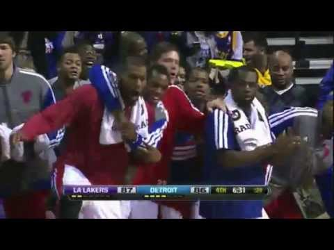 2013-2014 Detroit Pistons: Our Time