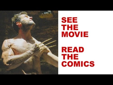 The Wolverine 2013 - Comics Review!  See The Wolverine in 2013. read the Marvel Comics!