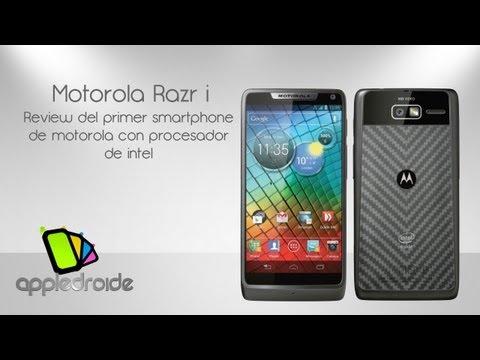motorola Razr i completo análisis en español