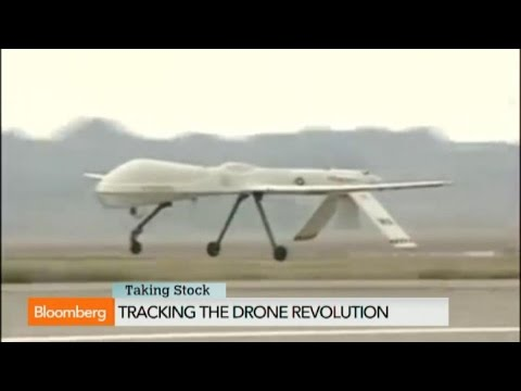 The Secret Origins of the Drone Revolution