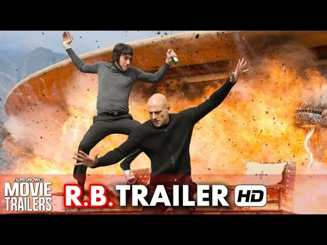 The Brothers Grimsby ft. Sacha Baron Cohen Official Red Band Trailer (2016) HD