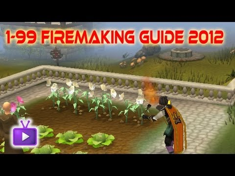 RuneScape Ultimate 1-99 Firemaking Guide 2012 by Questing WAY➚