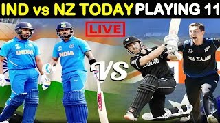BB News : India-New Zealand semi-final today, these are the two-team Playing 11