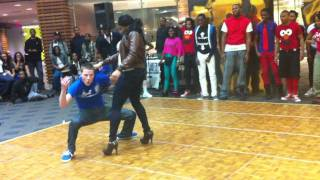 WSU BEST DANCE CREW: 2HYPE - old school vs new school