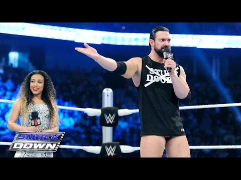 Damien Sandow vs. Curtis Axel: SmackDown, April 30, 2015