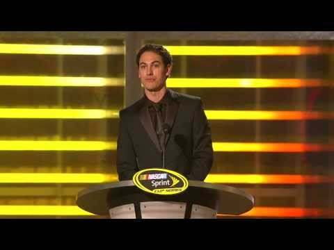 NASCAR | Sprint Cup Series Awards: Joey Logano (2013)