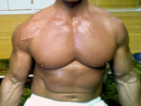 DVD1, Amazing Pump Arm Workout - S61XL Mass Gain Program