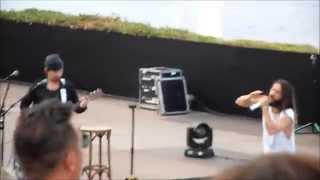 30 Seconds to Mars Video - Church of Mars-StTropez/Citadelle 30 Seconds To Mars (1h05) 24/07/14