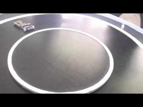 Sumo Challenge 2014 [Minisumo] Buster vs Er3