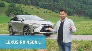 Lexus RX 450h L   Primera prueba   Toma de contacto   Diariomotor