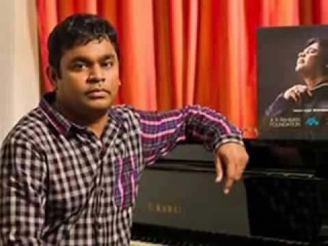 A R Rahman - Radha Kaise Na Jale On Flute.wmv video