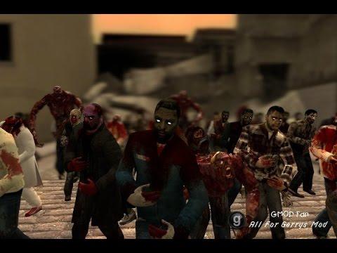 Как сделать в гаррис моде зомби