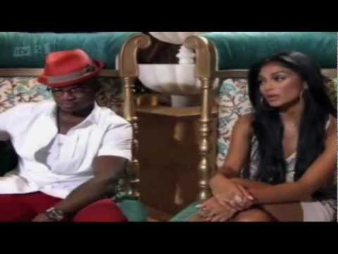 The X Factor 2012 -  Nicole Scherzinger Judges House - Dubai - Jumeirah Zabeel Saray - Part One