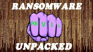 REvil Ransomware Unpacked - Cheeky Hack To Build Import Address Table