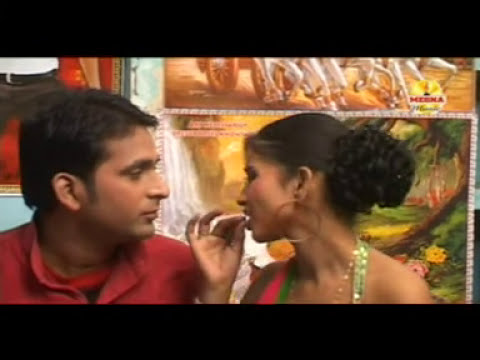 Chati Raja Ji Bhojpuri New Sexy Romantic Hot Girl Video Song 2012 From Kala Jamun video
