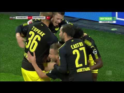 Andriy Yarmolenko vs Hamburger SV (Away) | BL 2017/18 1080p 50fps