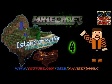 Minecraft Island of the Skies #4