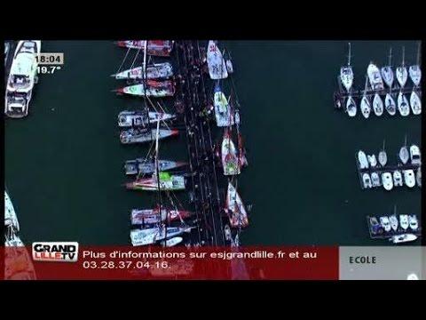 Vendée Globe: Thomas Ruyant appelle à la solidarité