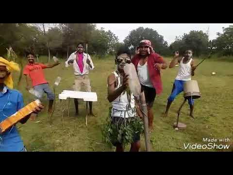 Malle Mala Thotunnadi Totalo rajanna Telugu Dj song village Full Comedy Show