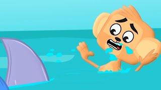 Brum & Friends - PRANKED   BRUM Cartoon FULL EPISODE   Cartoon Movie   Funny Animated Cartoon