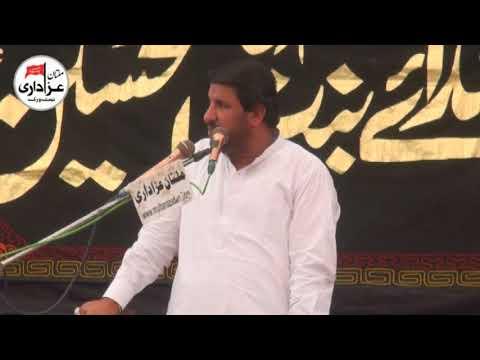 Zakir Nusrat Abbas Chandio | Majlis 11 May 2018 | Jalsa Zakir Ghulam Abbas Mesam |