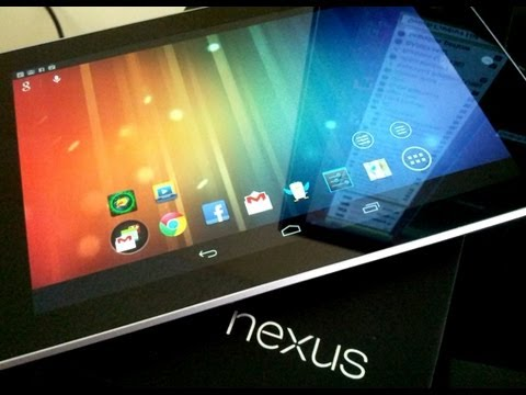TOP 15 NEXUS 7 APPS