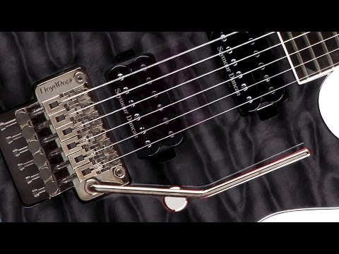 Jackson SL2Q Pro Soloist review with Damon Chivers