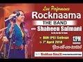 Rocknaama Band- छात्रसंघ समारोह DAV Pg College Dehradun