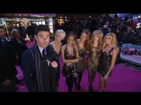 Girls Aloud (St Trinians Premiere T4 Special - 16/12/07)