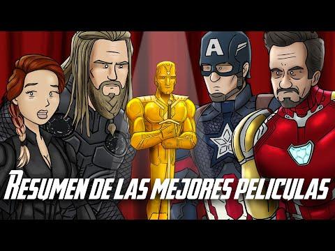 Los Vengadores Resumen de las Mejores Películas 2020
