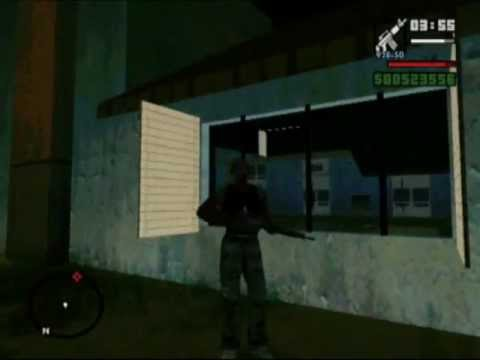 Gta San Andreas Misterio del motel Jefferson lokendo.mp4