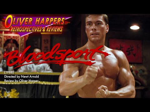 Retrospective / Review - Bloodsport (1988)