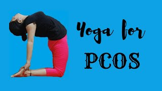 YOGA HEALING FOR OVERCOMING PCOD, PCOS & INFERTILITY-  Part 2