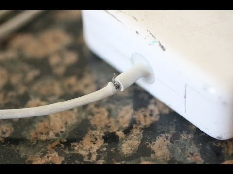 How to Fix Apple Powerbrick Adapter Cord