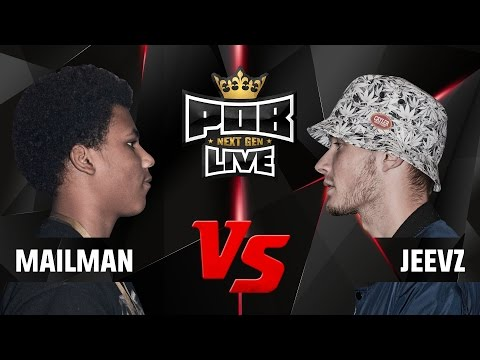 Mailman vs Jeevz - PunchOutBattles Live