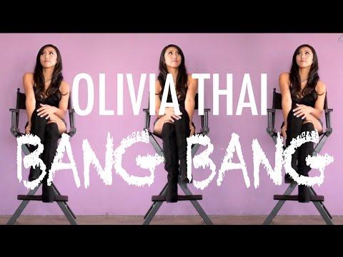 Jessie J, Ariana Grande, Nicki Minaj - Bang Bang [OLIVIA THAI Cover]