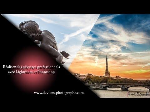 retouchez vos photos de paysages avec lightroom et Photoshop