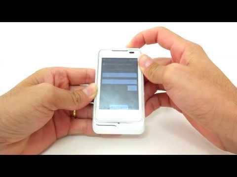 Hard Reset Motorola XT303 / XT305   Como Formatar. Desbloquear. Travado ou com Problemas