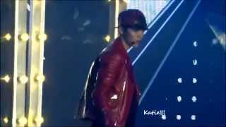 [fancam] 140601 Exo Lost Planet in HK Luhan Solo stage (The Star)