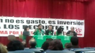 El Sindicato de Estudiantes en el I Congreso por la Escuela Pública.mp4